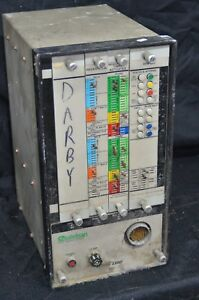 Safetran Traffic Systems Division Series 2200 Controller Pedestrian Sequential
