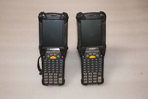 Symbol Motorola Mc9090 Wireless Mobile Laser Barcode Scanner Mc9090 gf0hjgfa6wr