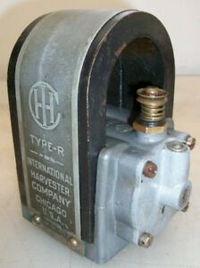 International Type R Magneto Serial No 226281 Hit And Miss Gas Engine Ihc Mag