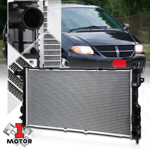 Aluminum Radiator Oe Replacement For 05 07 Town Country Voyager Caravan Dpi 2795
