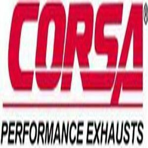 Corsa 14031 Exhaust Tip Kits Rolled Edge And Double wall 3 Inch
