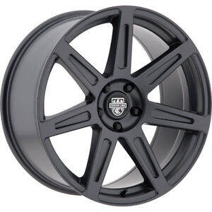 2 New 20x10 5 Centerline 670gm Sm1 Rev 7 Wheels Rims 25 5x115