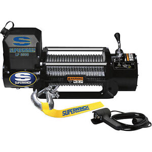 Superwinch 12v Dc Truck Winch 8500 lb Cap Lp8500 1585202