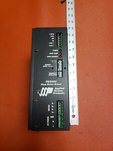 Applied Motion Pd5580 Step Motor Driver