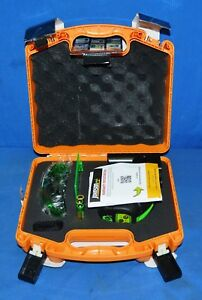 Johnson 40 6543 Self leveling Rotary Laser Level W Greenbrite