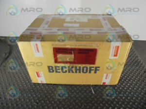 Beckhoff C6220 Industrial Control Cabinet New In Box