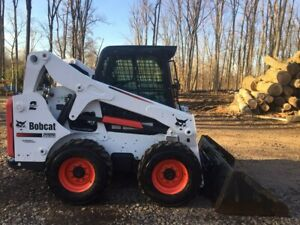 2011bobcat S130 Skid Steer 2429