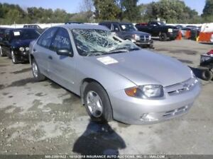 Seat Belt Front Bucket Sedan Passenger Retractor Fits 03 05 Cavalier 322145