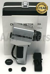 Konica Minolta Cs 100a Chroma Meter Non Contact Color Luminance Meter Cs100a