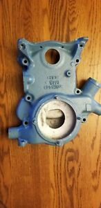 1959 Pontiac 389 Water Pump Housing Bonneville Timing Cover