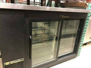 True Tbb 24 48g sd ld 50 Back Bar Cooler Refrigerator