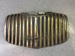 1941 1942 1943 1944 1945 1946 Chevrolet Chevy 1 2 3 4 1 Ton Truck Grill Ratrod