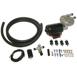 Stainless Steel Brakes 28146 Electric Vacuum Pump Kit 12 V Pump