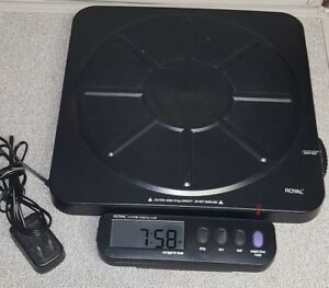 Royal Shipping Scale Wireless Remote Display 400lb Capacity Ex400w
