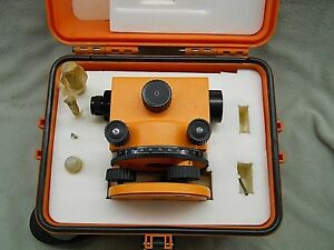 Yom3 Russian Transit Theodolite 3n 5l Sight Level Surveying Tool Equipment