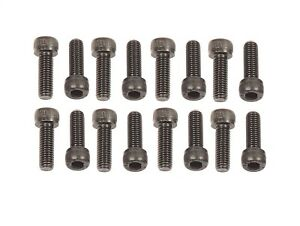 Mr Gasket 978g Exhaust Header Bolt Set For Tight Spaces 8x1 25x25 Mm