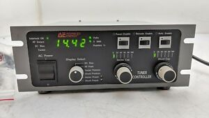 Ae Advanced Energy 3155039 001 Rf Match Tuner Controller 100 240v 50 60 Hz
