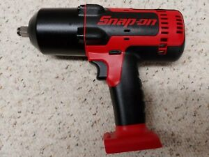 Snap On Ct8850 1 2 18volt Monsterlithium Ion Impact Wrench Tool Only Mint Used