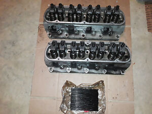 1987 1995 Ford Mustang 5 0l Trickflow 170 Aluminum Cylinder Heads 302 Gt40 Cobra