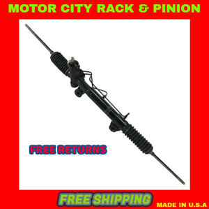 Fit 2000 2004 Dodge Dakota Durango Complete Power Steering Rack And Pinion 4x4