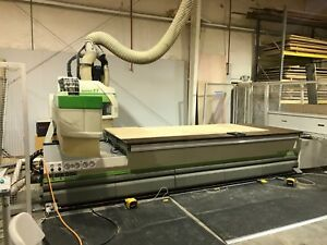 Used Biesse Rover 37 Fts Cnc Machine Center