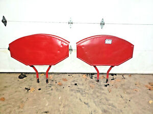 Farmall F12 Tractor Fenders Excellent Shape Ihc F14 Fender Set Complete
