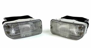 Cibie Fog Light Airport Rallye Driving Lamp Pair Nos Used Great Condition