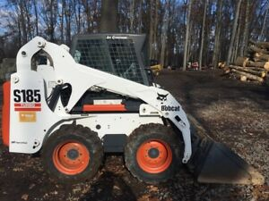Bobcat S185 With Only 294 Original Hours 2437