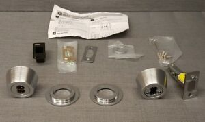 Best Access Systems 7t37mstk626 7t Series Double Cylinder Deadbolt Less Core