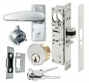 Adams Rite Kawneer Type Storefront Door Dead Latch Lever Handle