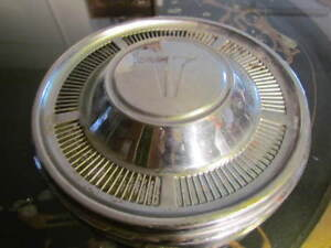 Vintage Plymouth Dog Dish Wheel Cover 10 Hubcap