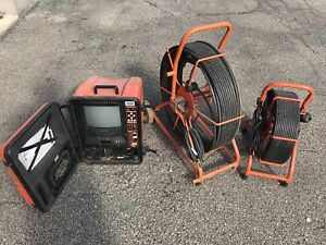 Nice General Pipe Cleaners Gen eye2 Sewer Pipe Inspection Location Camera System