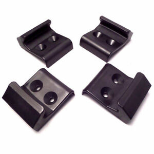8 Pack Plastic Inner Jaw Clamps Coats Tire Changer Machine Protector Part Black