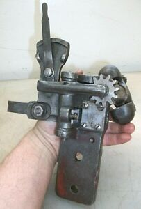 Governor Assembly For 2 1 2hp 12hp Hercules Economy Jeager Hit Miss Gas Engine