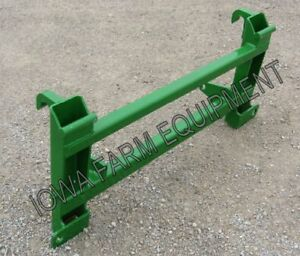 Alo euro global quickie To John Deere 500 Series Loaders Quick Attach Adapter