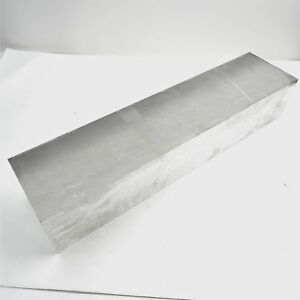 4 Thick 6061 Aluminum Plate 4 875 X 21 Long Solid Flat Stock Sku 137511
