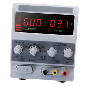 1502d Dc Power Supply Voltage Digital Stabilizer Repair Power Test Regulator