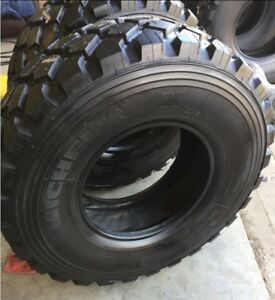 New Michelin Xzl 365 80 20 Tire 42 Tall Military Monster Truck 5 Ton M35a3