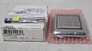 Bosch Security D8229 Access Pin Keypad Stainless Steel Wiegand Security New