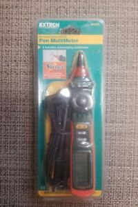 Extech Non Contact Voltage Detector Pen Multimeter 381676