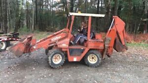 1985 Ditch Witch 1025sk Backhoe