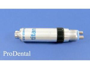 Star Titan 1 20 000 Rpm Fixed Back End Dental Handpiece Motor Prodental