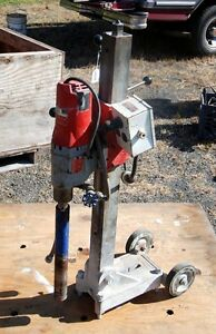 Milwaukee Core Drill Dymodrill inv 26998