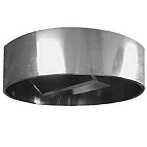 L t Commercial Custom Made 72 Mongolian Stove Exhaust Hood Vent System