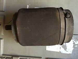 2003 2012 Range Rover Hse L322 Oem Rear Air Ride Suspension Shock Bag Used