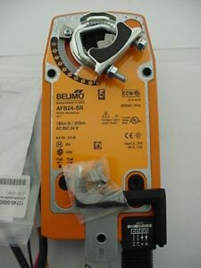 Belimo Afb24 sr Actuator Ships On The Same Day Of The Purchase