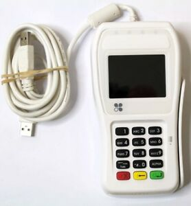 Clover First Data Eftpos Xped 8006l2 3cr Xac Pin Pad White