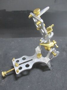 Girrbach Dental Laboratory Articulator For Occlusal Plane Examinations