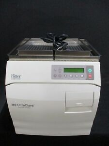 Refurbished Midmark M9 Ultraclave Dental Autoclave Sterilizer Low Cycle Count