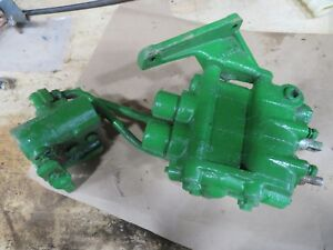 John Deere 40 420 430 320 330 S Remote Valve And Outlet M2914t M3331t M1323t